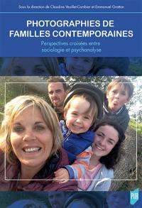 Photographies de familles contemporaines