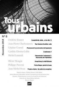 Tous urbains. n° 8 (2014),