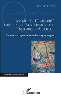 Camouflage et immunité dans les sphères commerciale, militaire et religieuse