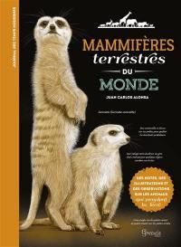 Mammifères terrestres du monde