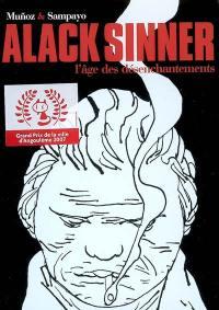 Alack Sinner : l'intégrale. Vol. 2. L'âge des désenchantements