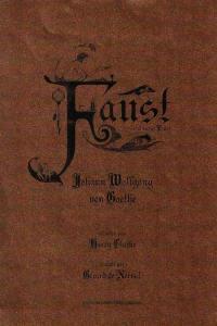 Faust et le second Faust