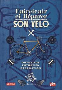 Entretenir et réparer son vélo