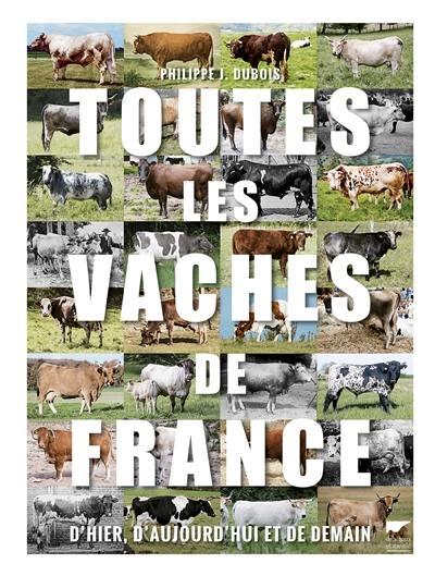 Toutes les vaches de France