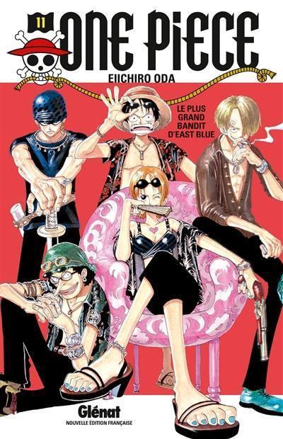 One Piece. Volume 11, Le plus grand bandit d'East Blue