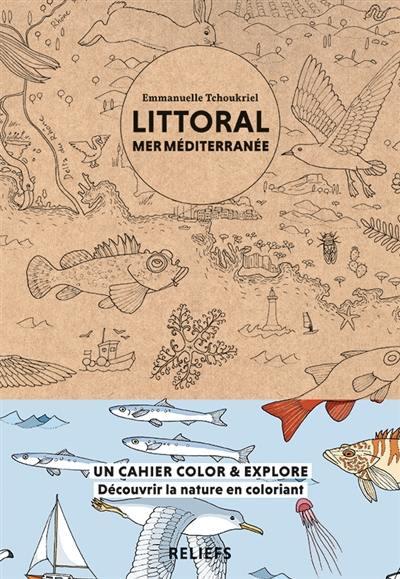 Littoral mer Méditerranée