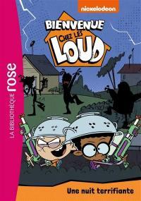 Bienvenue chez les Loud. Volume 26, Une nuit terrifiante