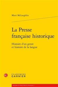 La presse française historique