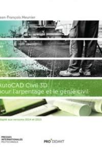 AutoCAD Civil 3D pour l'arpentage et le génie civil