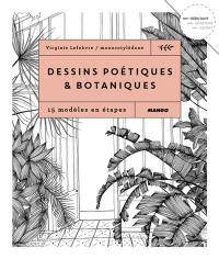 Dessins poétiques & botaniques