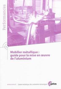 Mobilier métallique