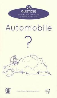 Automobile ?