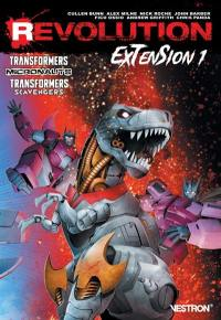 Revolution. Volume 1, Transformers, Micronauts, Transformers Scavengers