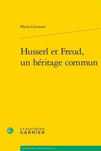 Husserl et Freud, un héritage commun