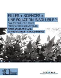 Filles + sciences = une équation insoluble ?