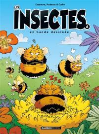 Les insectes en bande dessinée. Volume 6,