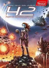 42 agents intergalactiques. Volume 3, Shayn