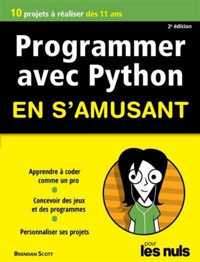 Programmer avec Python en s'amusant