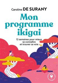 Mon programme ikigai