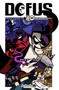 Dofus. Volume 10, Etre bien avec un vampyre