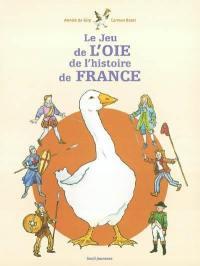 Jeu de l'oie de l'histoire de France