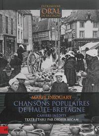 Chansons populaires de Haute-Bretagne