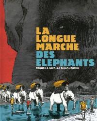 La longue marche des éléphants