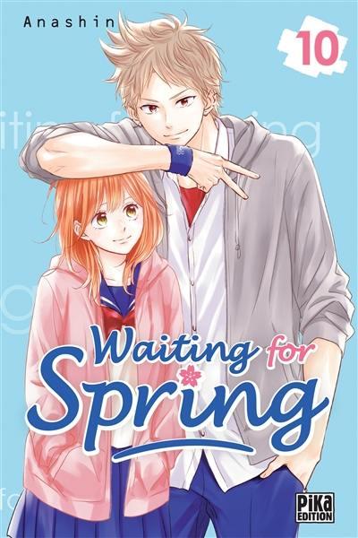 Waiting for spring. Volume 10,