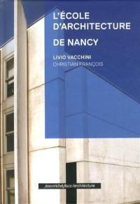 L'école d'architecture de Nancy