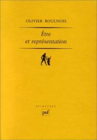 Etre et représentation