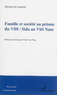 Famille et société au prisme du VIH-Sida au Viêt Nam