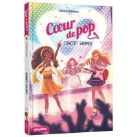 Coeur de pop. Volume 4, Concert surprise