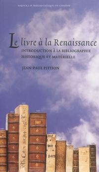 Le livre à la Renaissance