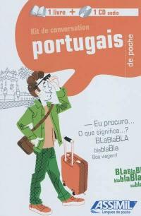 Kit de conversation portugais de poche