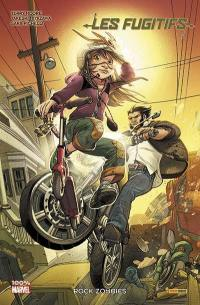 Les fugitifs. Volume 2, Rock zombies