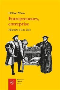 Entrepreneurs, entreprise
