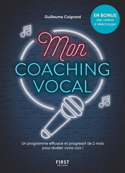 Mon coaching vocal