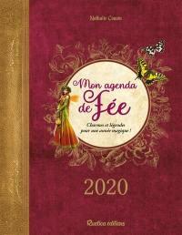 Mon agenda de fée 2020