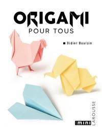 Origami pour tous