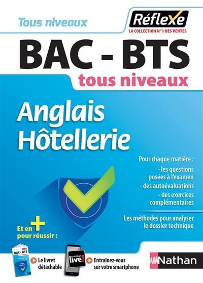 Anglais hôtellerie bac-BTS