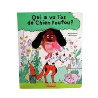 Qui a vu l'os de Chien Foufou ?
