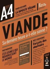 A4 : le hors-série des revues, Viande