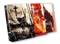Fourreau Ira dei tomes 1 et 2 + ex-libris signé