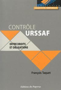 Contrôle Urssaf