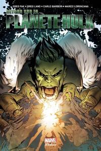 Retour sur la planète Hulk