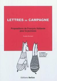 Lettres de campagne