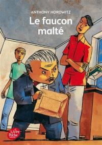 Les frères Diamant, n° 1, Le faucon malté