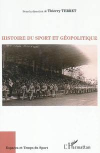Histoire du sport et géopolitique