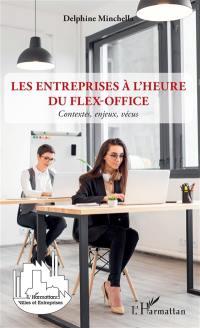 Les entreprises à l'heure du flex-office