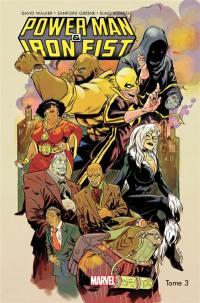 Power Man & Iron Fist. Volume 3,